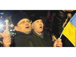 Греко-католики в России: пропаганда нацизма, бандеровщины, сепаратистские движения, поддержка майдана и финансирование ВСУ. Часть 2