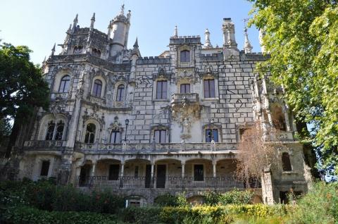 Кинта-да-Регалейра, Португалия