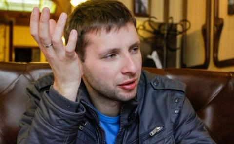 Бывший сотник Майдана Парасю…