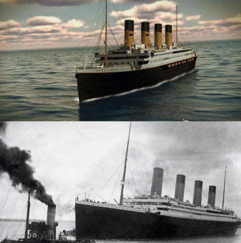 Титаник 2 отправится в плава…