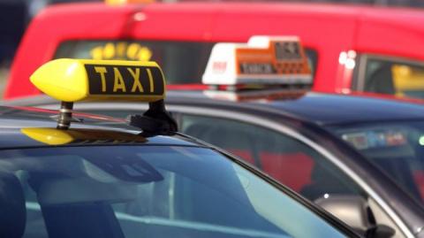 Таксистские новогодние будни
