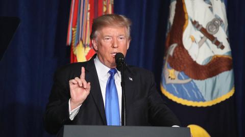 Трамп призвал ООН отстаивать…