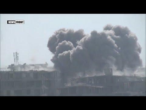 Армия Сирии освобождает восточные районы Дамаска