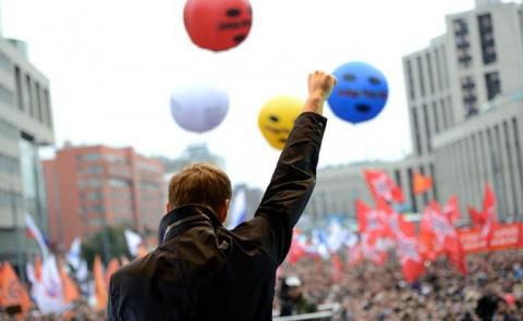 Киев ставит на Навального и …