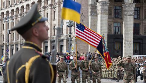 Песков рассказал о последствиях поставок летального оружия на Украину