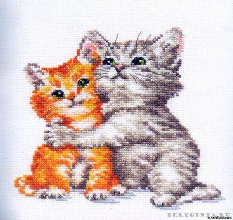 """схему котят """"счастье мое!"""""""