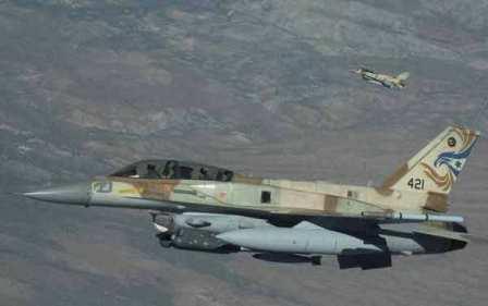 Израиль вновь атаковал позиц…