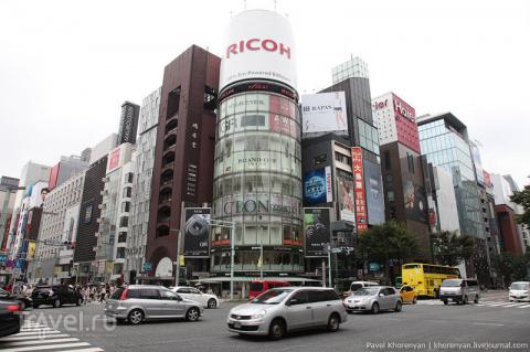 Япония. Детали и общие впеча…