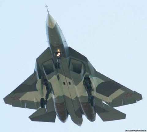 Российский Су-57 шокировал британцев