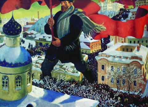 Неизвестная октябрьская революция. Крестьянская война начала ХХ века и ее значение для победы большевиков