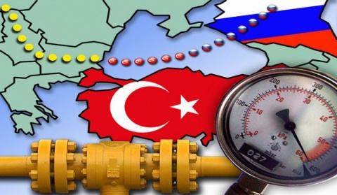 Газовые ворота Европы