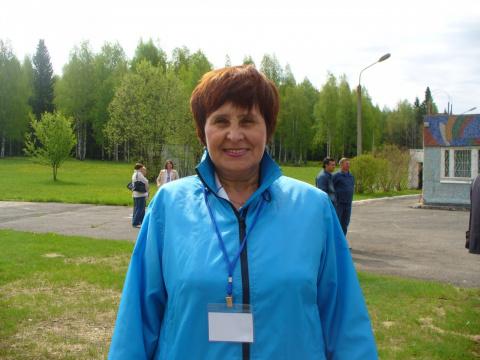 Людмила Гуляева (личноефото)