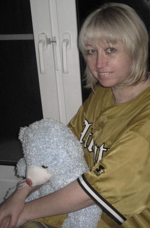 Елена Жарова (личноефото)