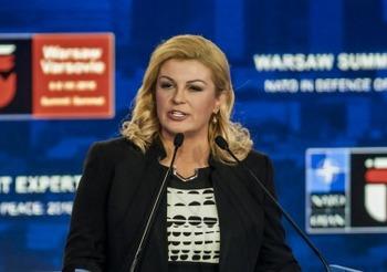 Президент Хорватии объяснила…