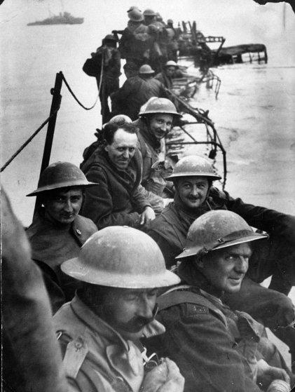 Дюнкеркская операция: как это было на самом деле