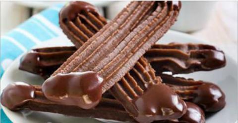 Шоколадные палочки