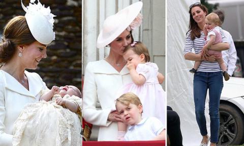 Мама принца и принцессы: 25 …