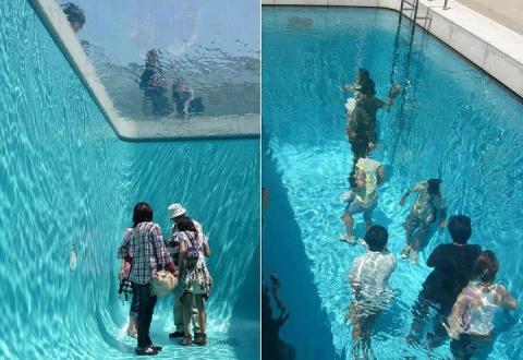 Искусственный бассейн)