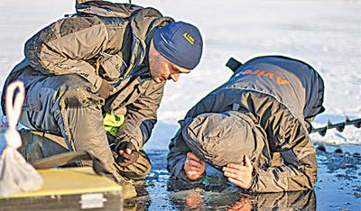 1510. Кубок России по ловле рыбы со льда на мормышку. Озеро Сугояк под Челябинском.