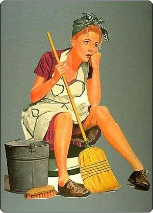 Вы отчаянные домохозяйки?