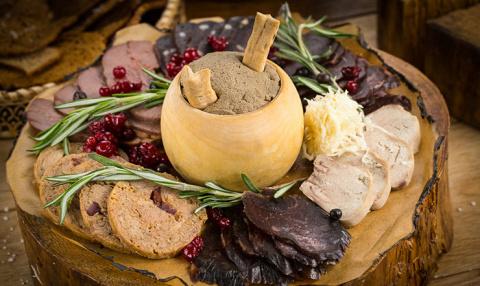 Фестиваль органов: где и зачем есть блюда из потрохов