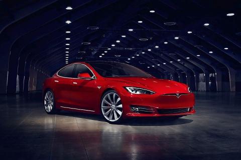 Компания Tesla намерена построить завод в Китае