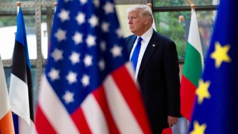 Новости США: Трамп — русофоб…
