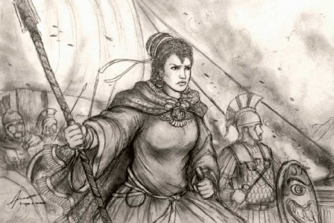 Древние цивилизации. Артемисия