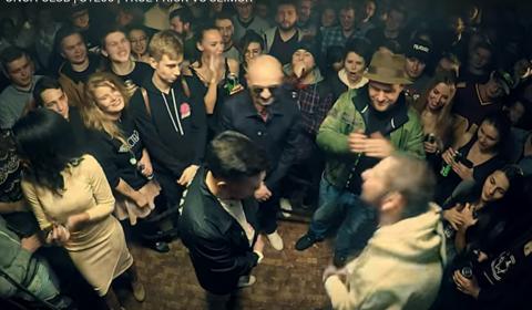 Баттл рэп на Руси: неокончен…