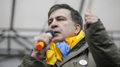 Секрет безнаказанности: почему власти Украины вынуждены мириться с действиями Саакашвили