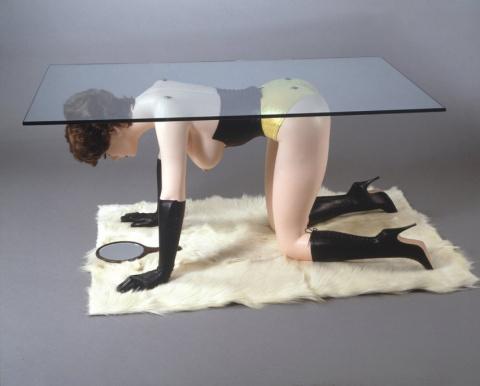 Мебельное искусство Аллена Джонса