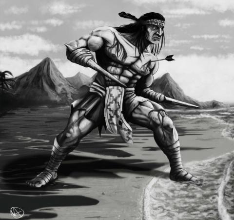 Гальварино — безрукий воин и…