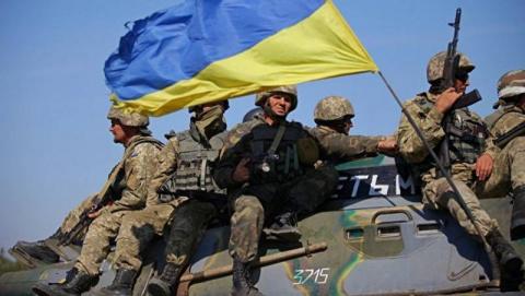 «Идем на Киев!»: крик патрио…