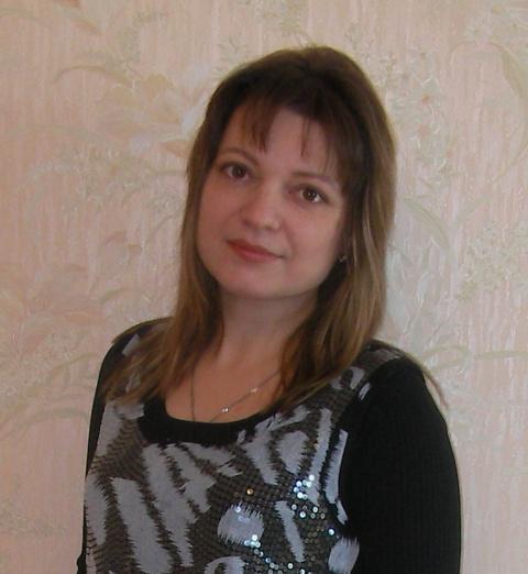 Наталья Чувичкина (Решетникова)