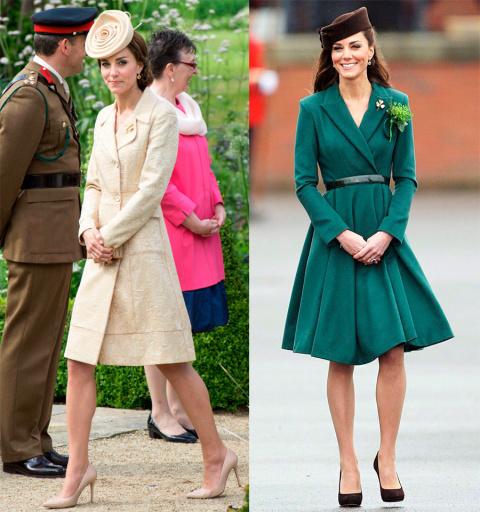 Варианты летнего платья-пальто