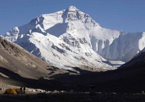 Тайны Эвереста: страшные и з…