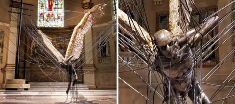 19 скульптур, которые обнажают суть современного общества