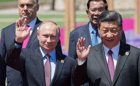 Российско-китайское сотрудничество в рамках проекта «Один пояс, один путь». China.com, Китай