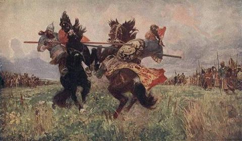 Куликовская битва – день рус…