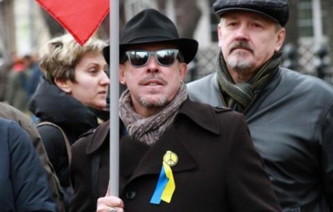 Макаревич «спасет» Украину о…