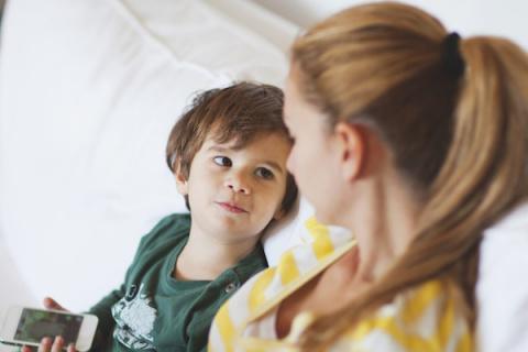 Пять фраз, которые не стоит говорить своим детям