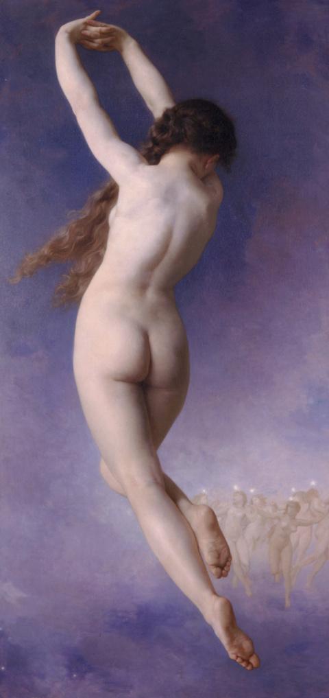 Неземная красота: женщины в …