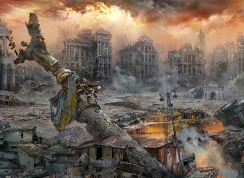 Киев готов «выгрузить» собст…