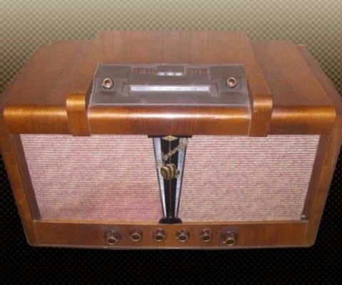 Реставрация старого телевизора «Ленинград Т-2»
