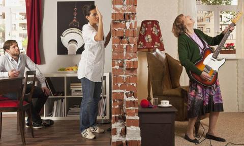 Гениальный способ проучить шумных соседей