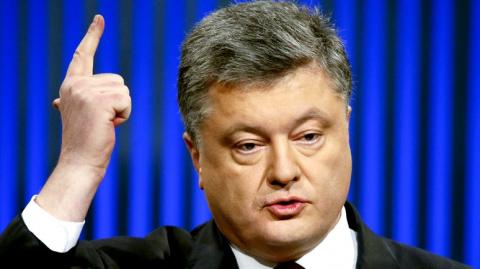 Порошенко: Россия мстит Укра…