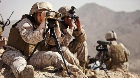 Глава спецназа США: солдаты …