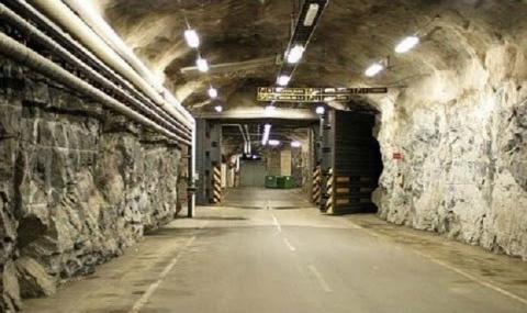 Секретный бункер «754» – хра…