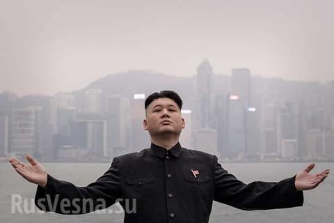 Ким Чен Ын против всех