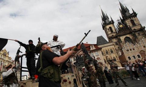 Исламисты, выехавшие из Европы в Сирию и Ирак, двинулись в обратном направлении